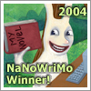 2004 NaNoWriMo Winner!