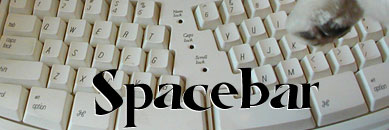 Spacebar: Speak and Mazie the dogs blog.