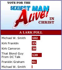 Sexiest Man Alive in Christ