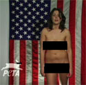 PETA's State of the Union Undressed