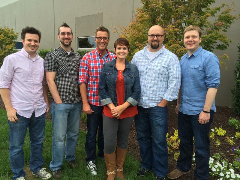 CFCC team gathered in Nashville