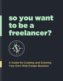 iThemes: So You Want to Be a Freelancer? ebook